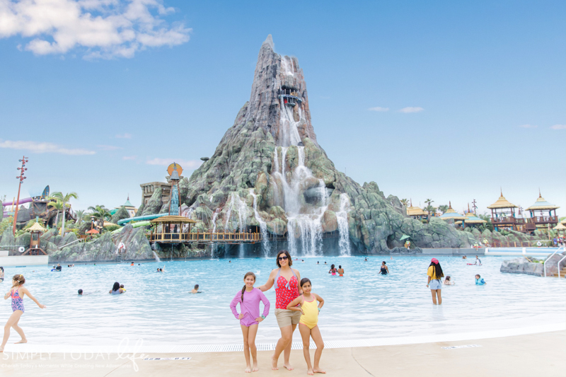 Universal Early Access To Volcano Bay