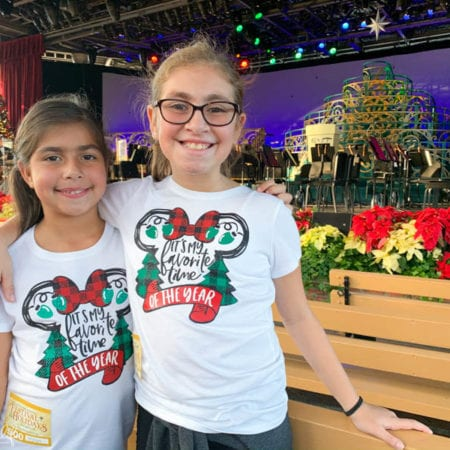 All About Disney's Epcot's Candlelight Processional