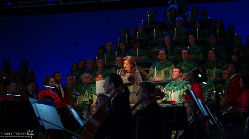 Everything You Need To Know About Epcot's Candlelight Processional