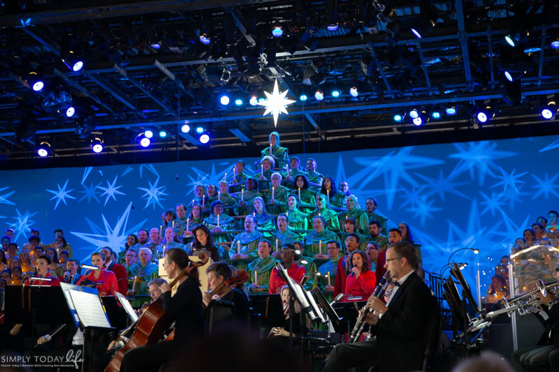 Is It Worth Seeing Epcot's Candlelight Processional