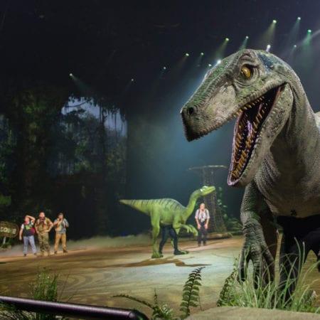 Jurassic World Live Tour In Orlando