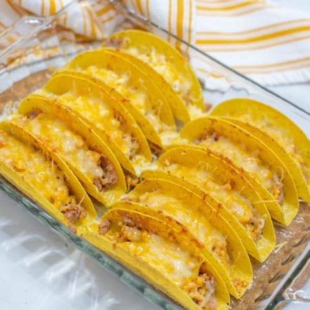 Oven Baked Turkey Tacos Recipe