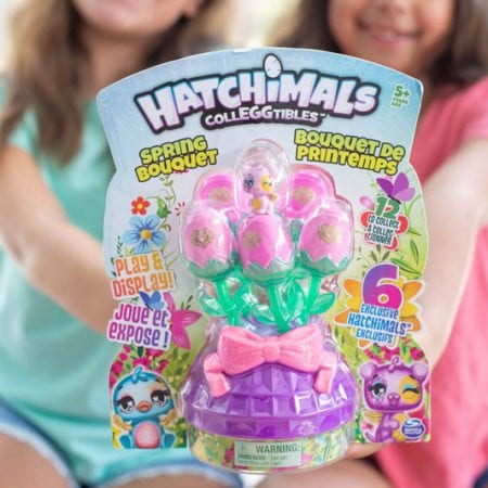Hatchimals Spring Bouquet Easter Basket
