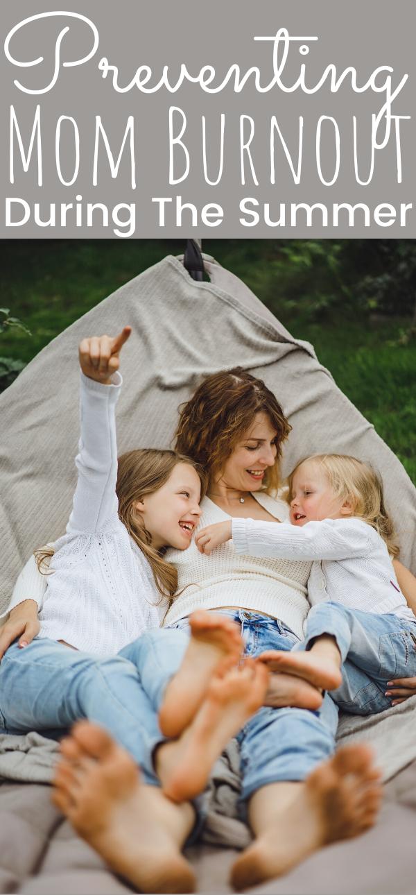 Preventing Mom Burnout